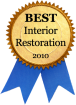 St. Mary's Church - Interior Restoration Award logo